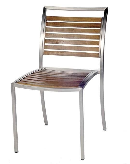 Plantation Chair S/S Bru